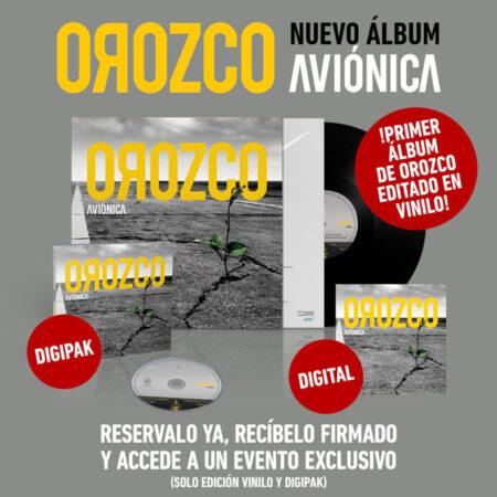 Antonio Orozco Aviónica